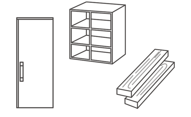 建具も規格・デザイン化